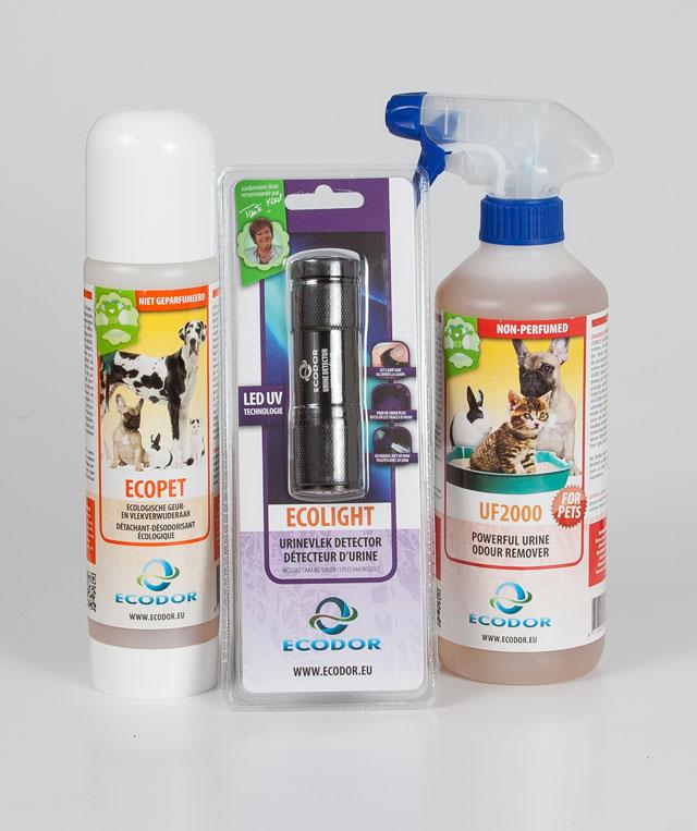 Ecodor Reinigungs Hygiene und Pflegemittel  SXXL